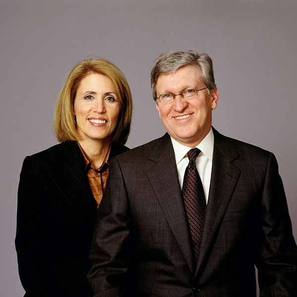 Jeff and Tricia Raikes