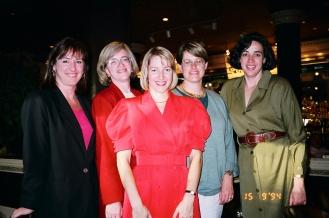 My first development team - Harborview Medical Center, Seattle