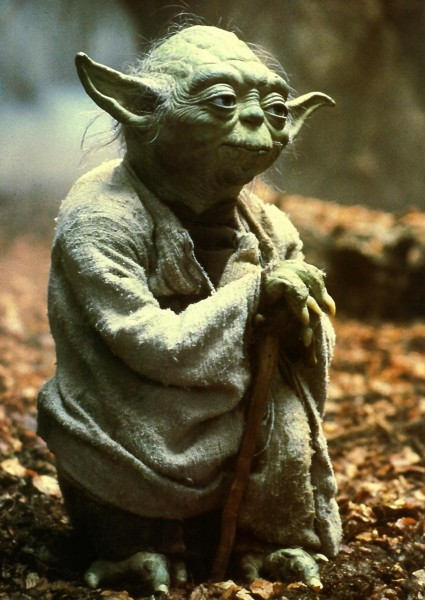 Yoda meditates on the fundraising profession