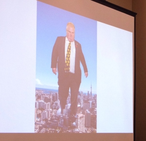 Guess which story type Rob Ford is...