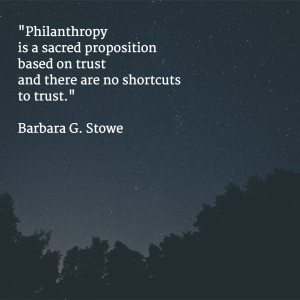 PhilanthropyIs